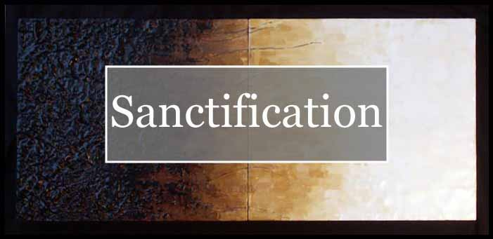 sanctification